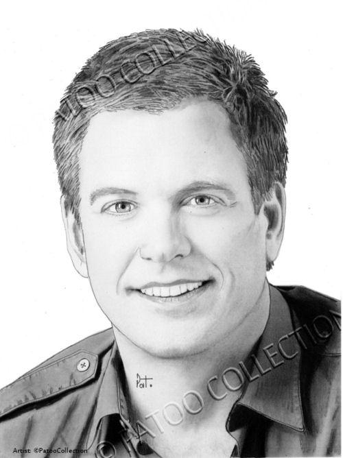 Michael Weatherly par dedrika
